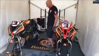 Isle of Man TT 2018  - Before Practicing | NTV RACING