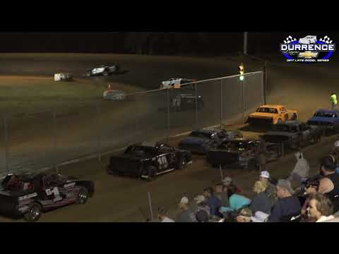 Durrence Layne Racing at North Alabama Speedway 10-5-19 Feature