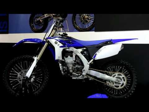 Yamaha Highlights Neuheiten 2012 EICMA mit WR450F, T-Max 500 und R1