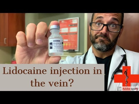 lidocaine-injection-is-safe-near-a-vein?-answer-to-fan-question