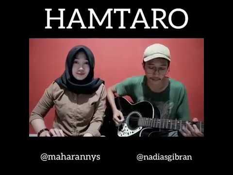 Hamtaro cover || Anindita Maharani cover || cover lagu