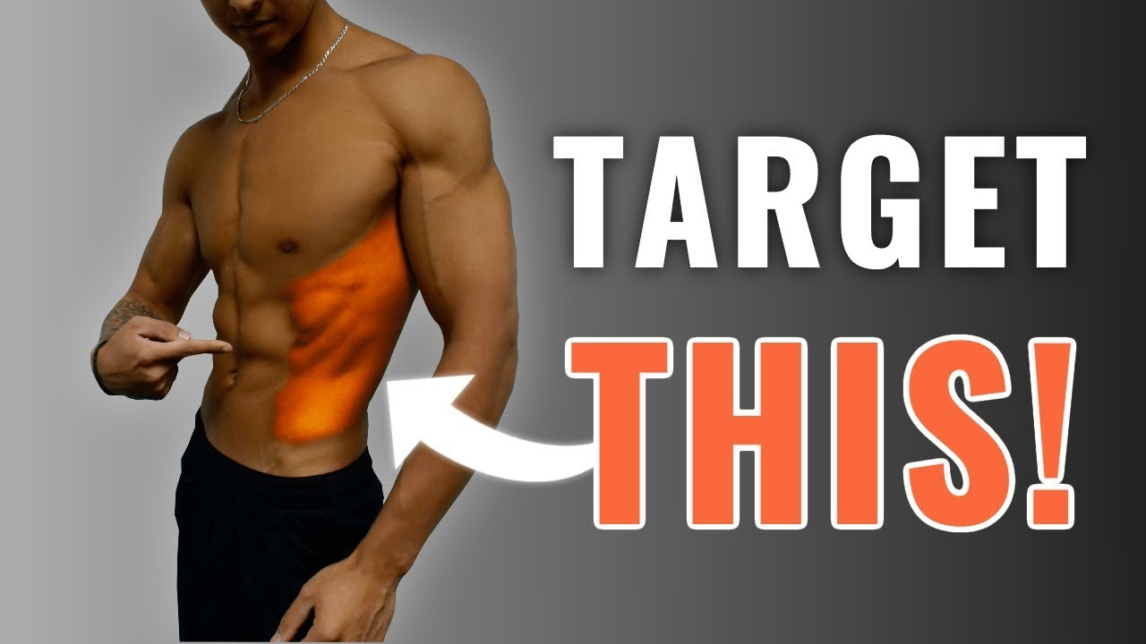 How To Get Ripped Obliques 3 Best Oblique Exercises You Should Be Doing Youtube