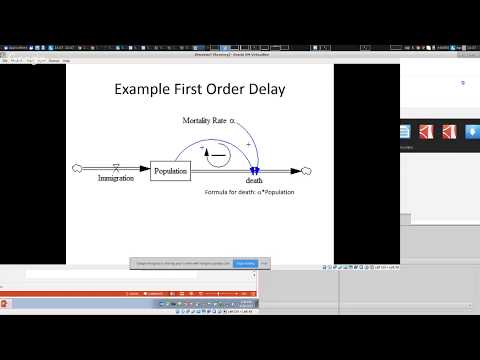 Understanding the many faces of First Order Delays in System Dynamics