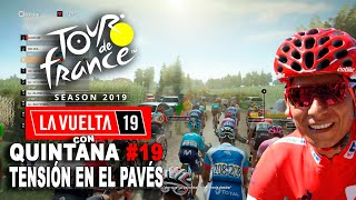TOUR DE FRANCE 2019 La Vuelta de Nairo Quintana 19 VR_JUEGOS
