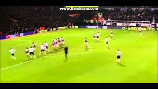 HD West Ham -Tottenham 2-3 (Goals and highlights) 25/02/13
