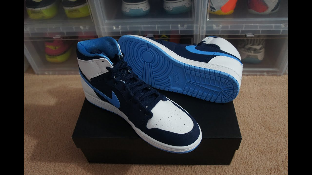 a01804a4a67 Ebay Pickup First Unboxing For 2015 Air Jordan 1 Retro High CP3 PE HD -  YouTube