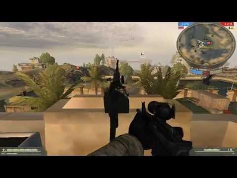 Battlefield 2  Просрали Ботам  :D