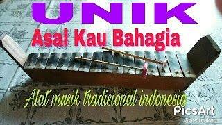 Asal Kau Bahagia - Armada (Cover with alat musik tradisional) - Stafaband
