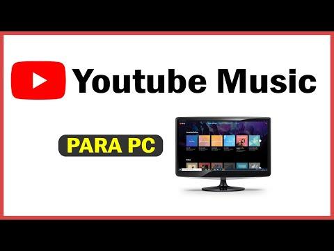 Como Descargar Youtube Music para PC (Windows) | 2021 | Ultima Version | El Mejor Metodo