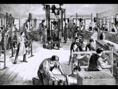 Labor unions industrial revolution essay