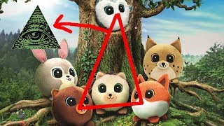 Słodziaki to illuminati!?