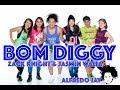 Bom Diggy | Zack Knight & Jasmin Walia | Zumba® | Alfredo Jay