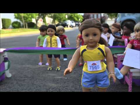 Girls on the Run 5K Race~ AGSM