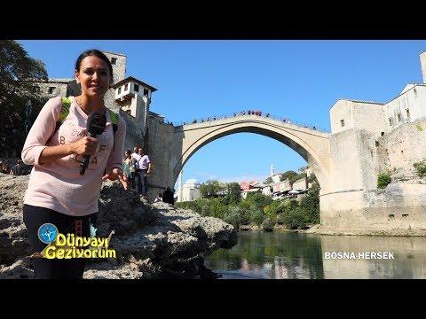 Dünyayı Geziyorum - Bosna Hersek - 5 Kasım 2017