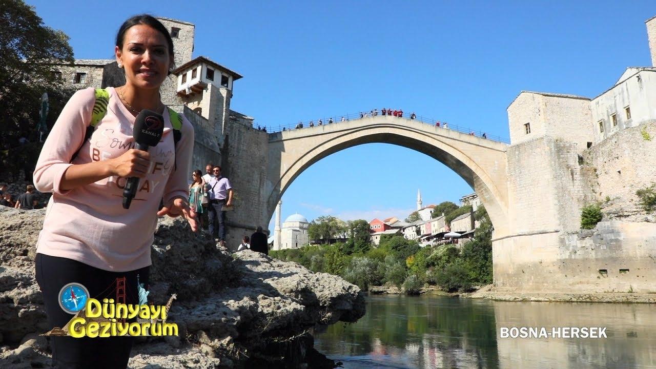 Dünyayı Geziyorum - Bosna Hersek