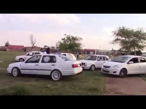 BROTHERHOOD CAR CREW IN SOSHANGUVE T & V ENTRANCE