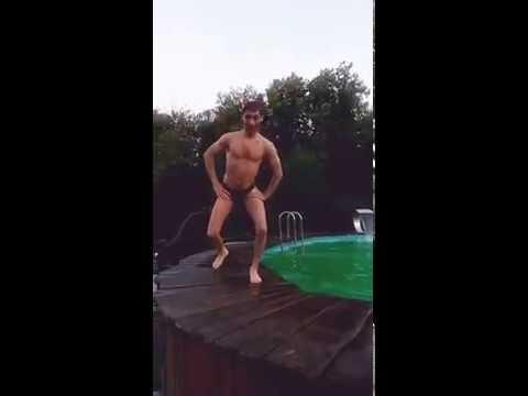От создателей Стас мы тебя неможем. Туториал по прыжкам в воду.