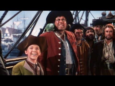 Treasure Island (1950) movie review - Arrrr, a good story!