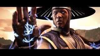 Mortal Kombat X: Прикол