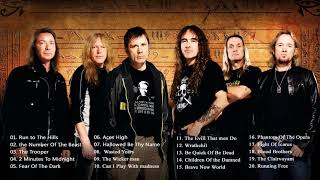 Iron Maiden Greatest Hits 2018 The Best Of Iron Maiden