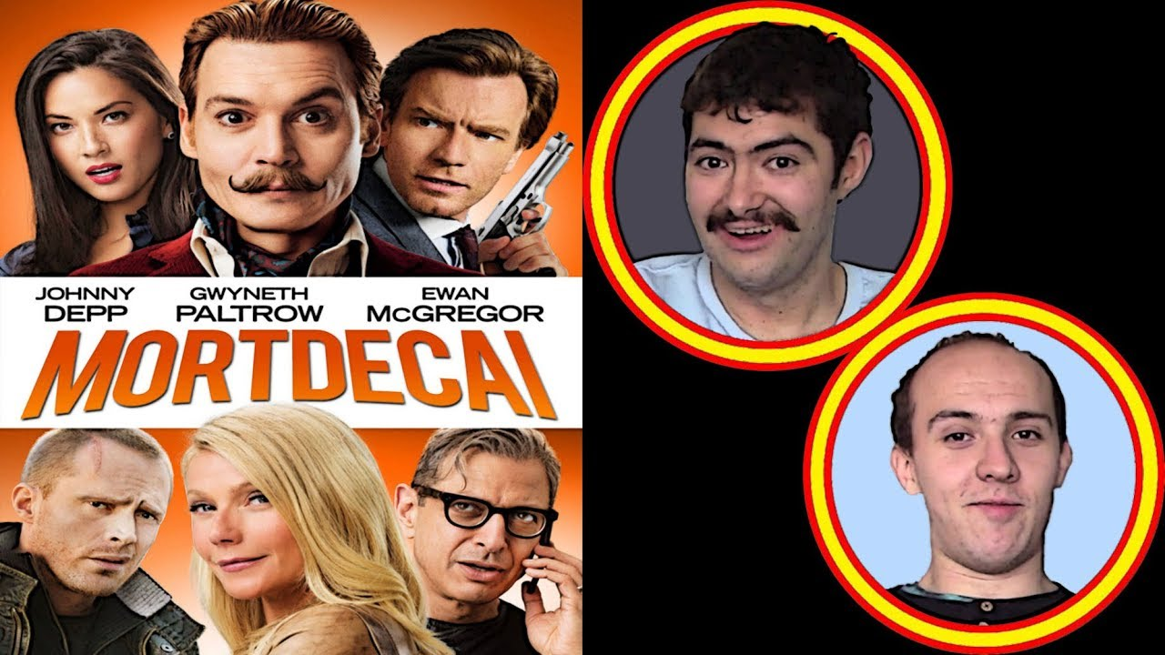 MORTDECAI (Reaction & Review)