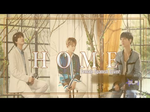 Download 【Spanish Cover】 HOME ~ Super Junior K.R.Y~ by 3LF