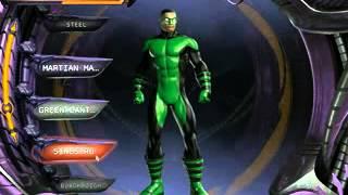 DC Universe online By Rawhandfool การสร้างตัวละคร Pt3