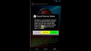 Volume Booster Max utility app for Android™