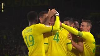 Les buts de Waris Majeed et Nicolas Pallois face à Montpellier