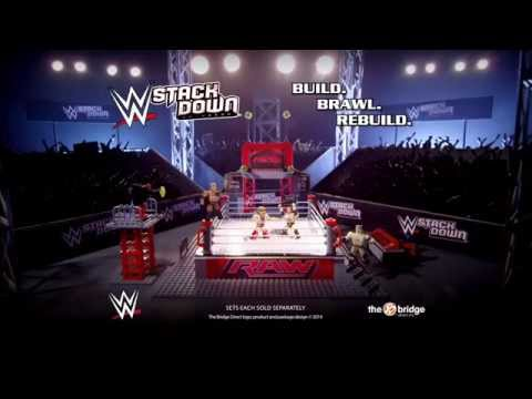 WWE StackDown Smack Down!