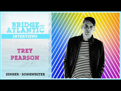 Trey Pearson: Gay Christian, LGBT Music & Love Is Love EP | Singer Songwriter | Interview