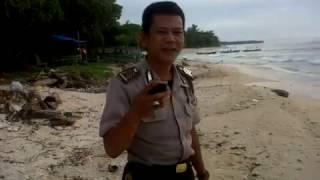 KRUI BEACH / Pantai krui Lampung