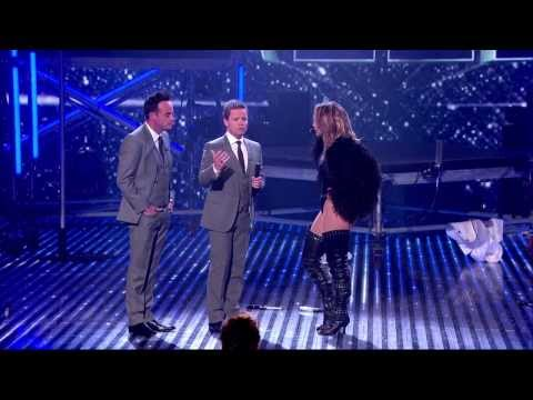 Jennifer Lopez - Live It Up ft. Pitbull - Britain's Got Talent UK 2013