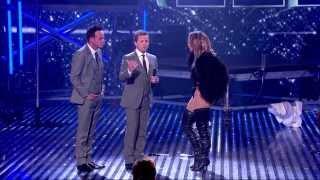 Jennifer Lopez - Live It Up ft. Pitbull - Britain's Got Talent UK 2013