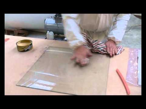 Vacuum Resin Infusion Moulding - Part 1