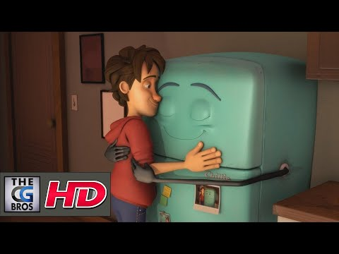 "CGI 3D Animated Short: ""Runaway"" - by Susan Yung, Emily Buchanan & Esther Parobek"
