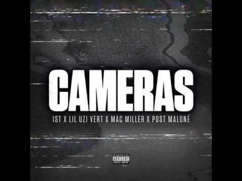 1st Cameras ft. Lil Uzi Vert, Mac Miller & Post Malone