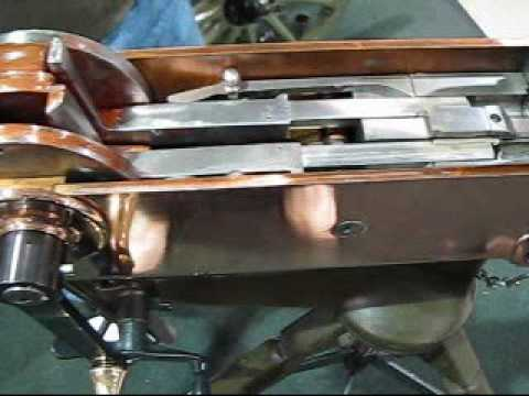 Gatling, Gardner, and Bira Machine Guns