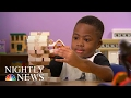 One Year Later, Zion Harvey Embraces Life With Transplanted Hands | NBC Nightly News