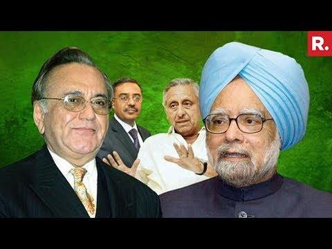 Manmohan Singh Admits To Meeting Pak Delegation