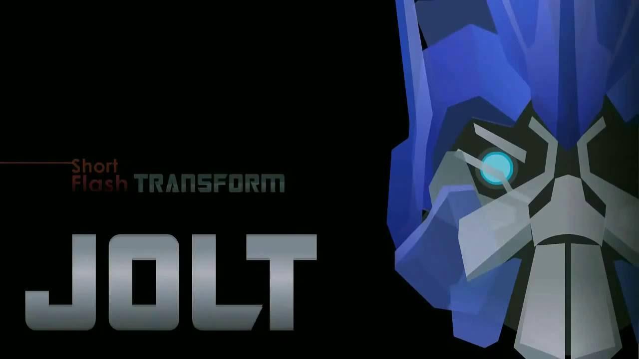 Jolt Transform Short Flash Transformers Youtube