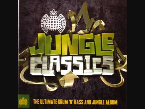 Ministry Of Sound Jungle Classics FULL ALBUM!! Disc 1