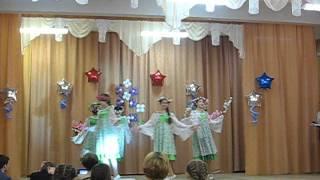 Концерт на 8  марта 2016,  танец