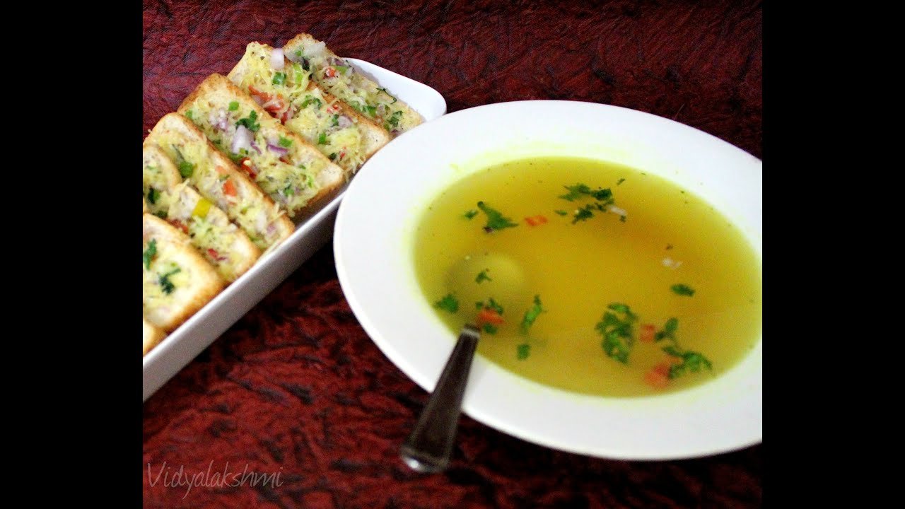 Mixed vegetable clear soup recipe in tamil youtube mixed vegetable clear soup recipe in tamil forumfinder Images