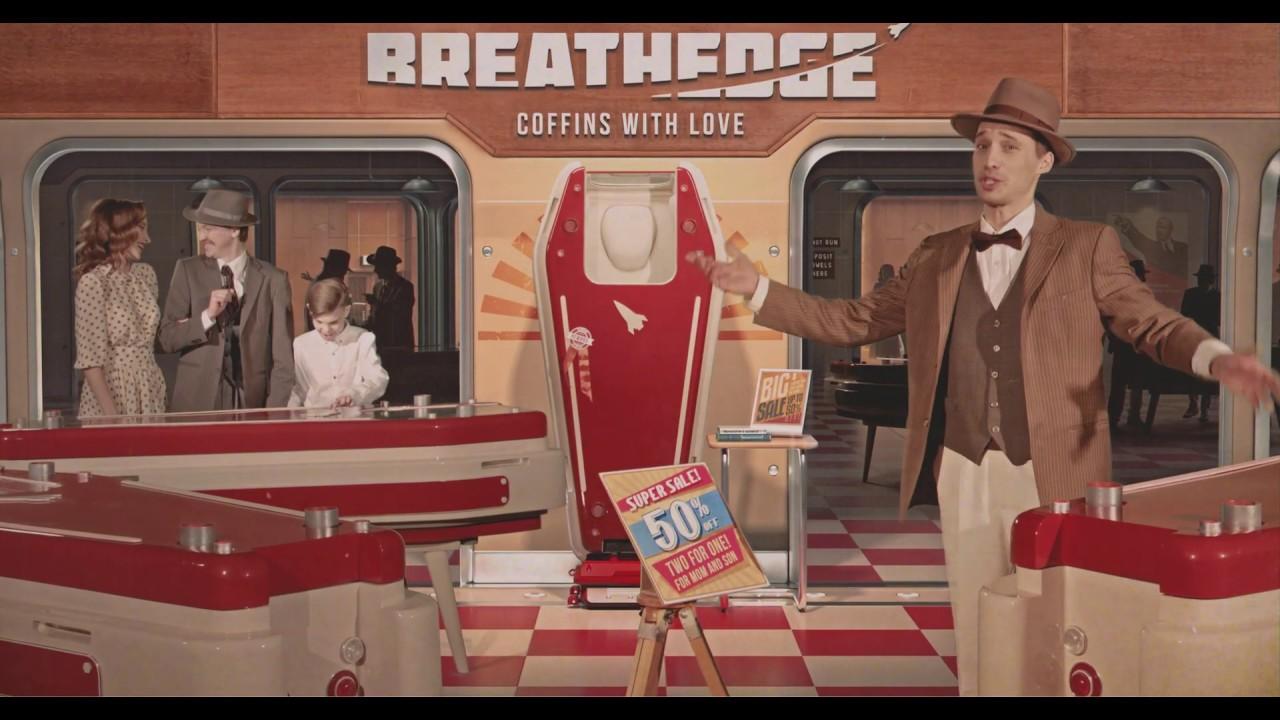 [ENG] Breathedge Live-action trailer