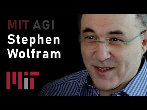 Stephen Wolfram: Computational Universe | MIT 6.S099: Artificial General Intelligence (AGI)
