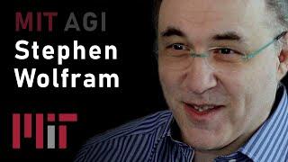 Mit Agi: Computational Universe (stephen Wolfram)