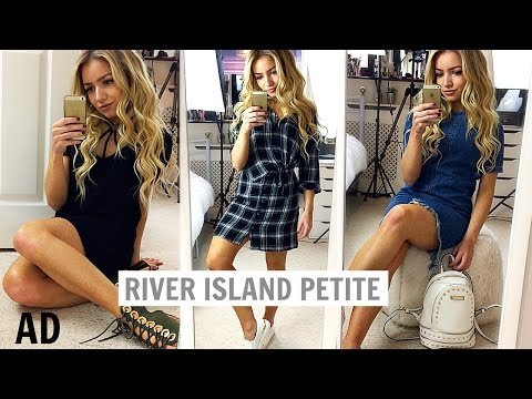 CASUAL RIVER ISLAND PETITE DRESSES / AD / LOOKBOOK