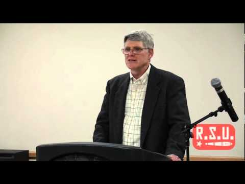 RSU Lecture: The Legality of the Iraq War