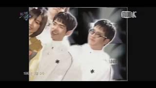 (god 1집) 뮤직뱅크 1999년 3월 2주 순위 소개
